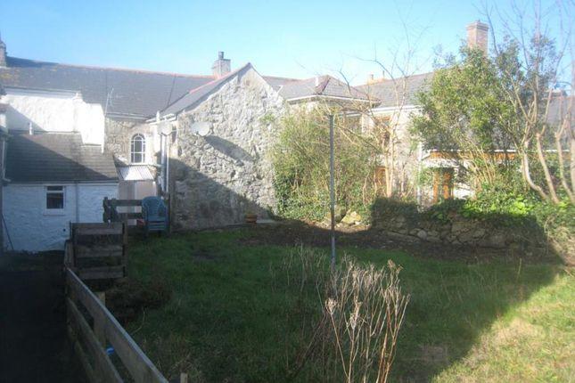 Rear Garden of Fore Street, Praze, Camborne, Cornwall TR14
