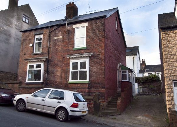 Thumbnail Semi-detached house to rent in Derbyshire Lane, Woodseats, Sheffield