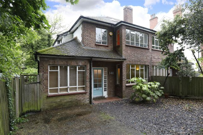 Thumbnail Semi-detached house for sale in The Covert, Fox Hill, London