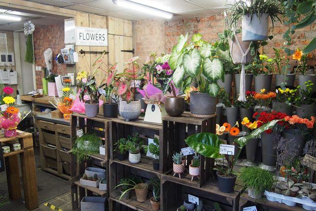 Thumbnail Retail premises for sale in Florist S36, Stocksbridge, South Yorkshire