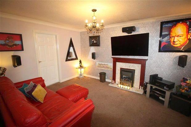 Lounge of Pintail Close, Leyland PR26