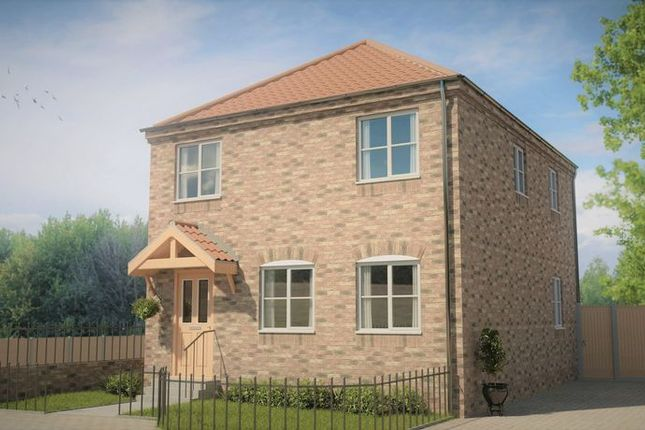 Thumbnail Detached house for sale in Epworth B, Plot 16, Daleside Place, Colwick, Nottingham