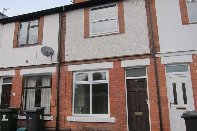 2 bed terraced house to rent in Garden City Carlton Nottingham