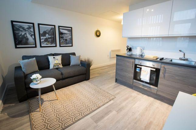 Studio to rent in Parker Street, Liverpool