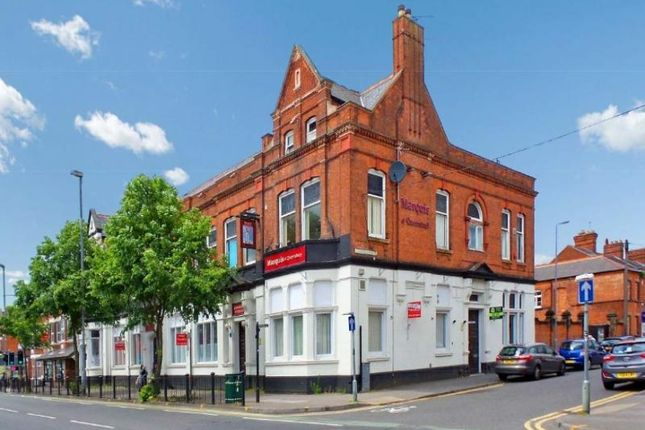 Thumbnail Flat for sale in Blaby Road, South Wigston