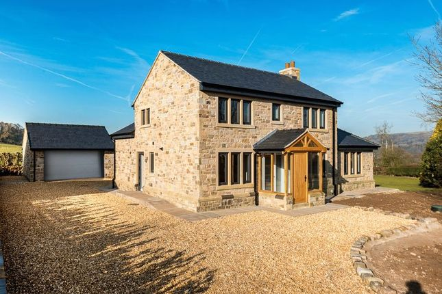 Thumbnail Detached house for sale in Lees Lane, Dalton, Wigan