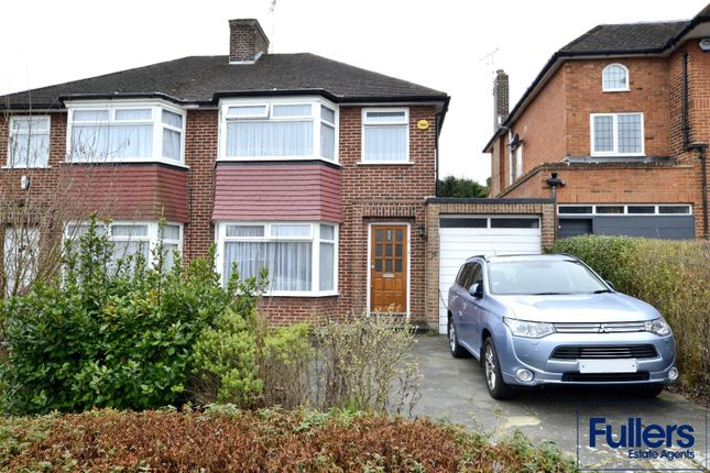 Thumbnail Semi-detached house to rent in Lowther Drive, Enfield