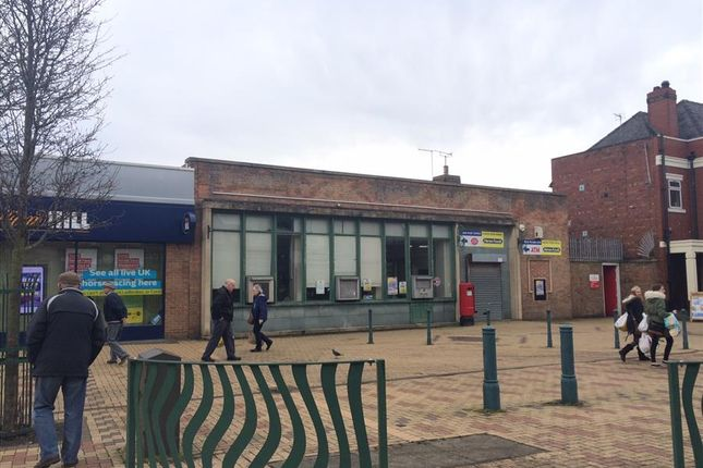 Thumbnail Retail premises to let in 34, Former Post Office, High Street, Wombwell