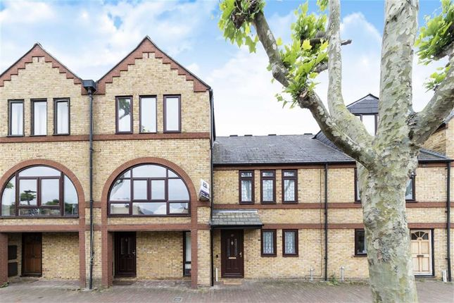 Thumbnail Terraced house for sale in Spirit Quay, London