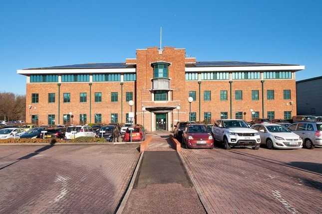 Thumbnail Office to let in First Point, Ground Floor Suite A, St Leonard's Road, 20/20 Business Park, Allington, Kent