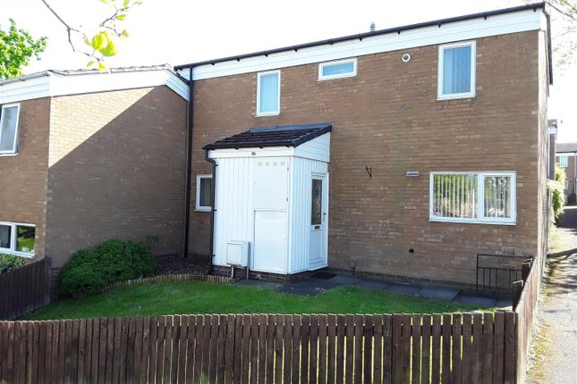 Thumbnail Terraced house to rent in Withybrook, Woodside, Telford