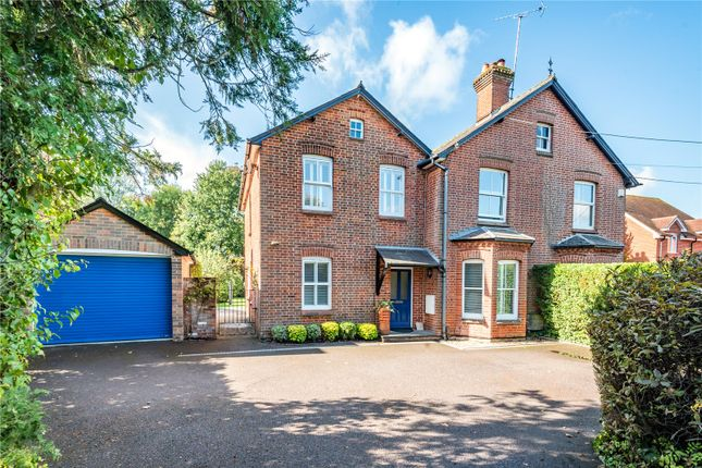 Thumbnail Semi-detached house for sale in Botley Road, North Baddesley, Southampton, Hampshire
