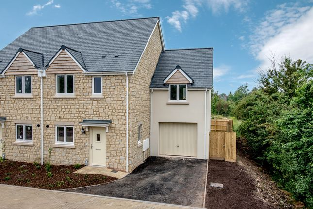 Thumbnail Semi-detached house for sale in Tanyard, Broadway, Ilminster