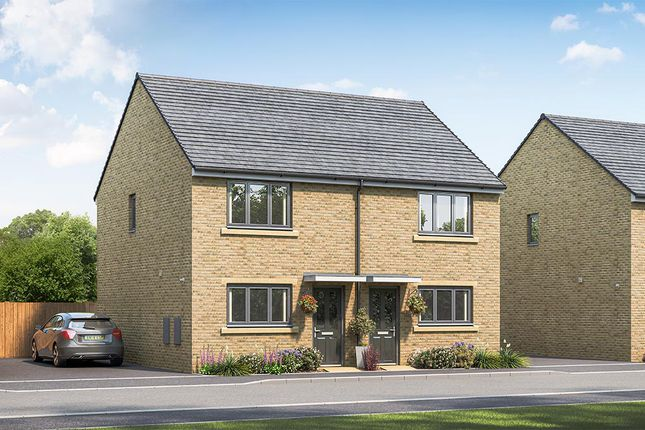"""2 bed property for sale in """"The Halstead"""" at New Hey Road, Brighouse HD6"""
