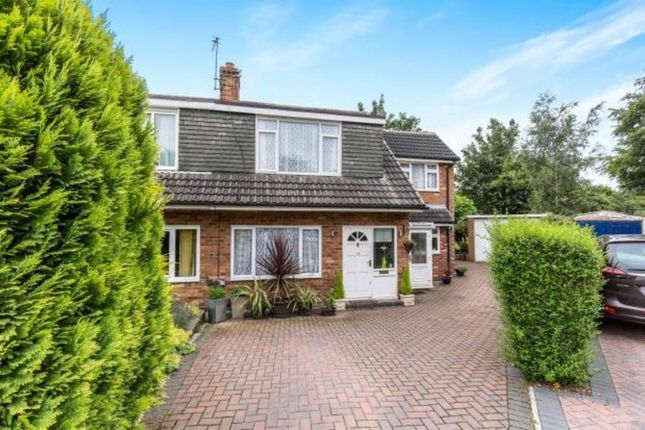 Thumbnail Semi-detached house for sale in 17, Highwood Grove, Moortown, Leeds, West Yorkshire
