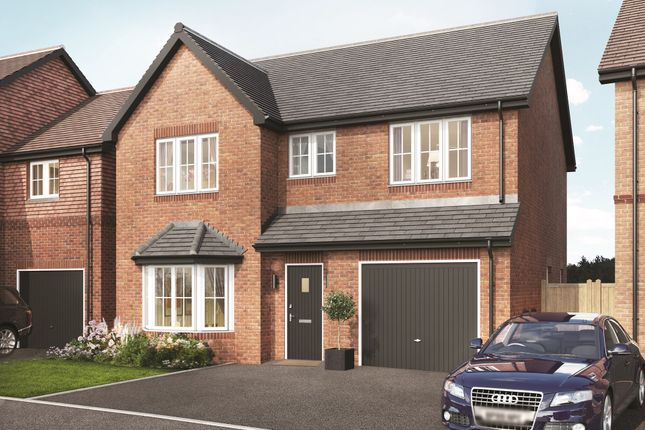 """Thumbnail Detached house for sale in """"Kulham"""" at Hayley Road, Lancing"""