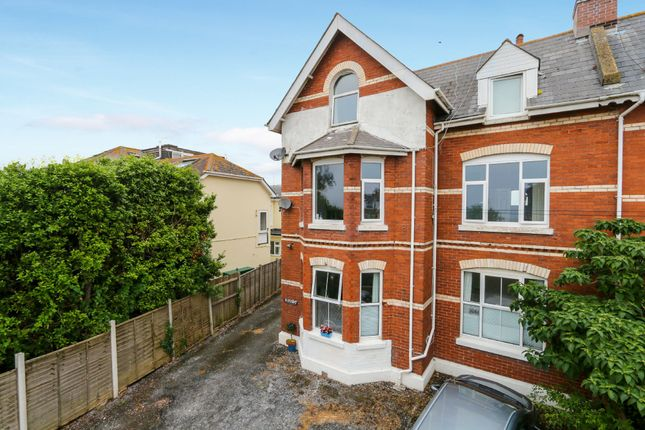Thumbnail Flat for sale in Gloucester Road, Teignmouth
