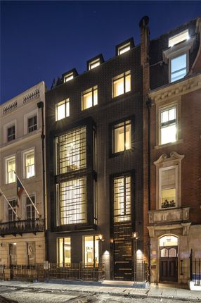 Thumbnail Terraced house for sale in The Grande House, St James's, London