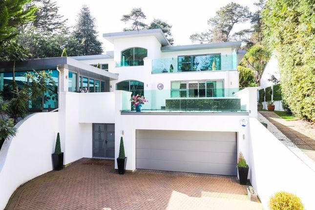 Thumbnail Detached house for sale in Sonata, Western Road, Branksome Park
