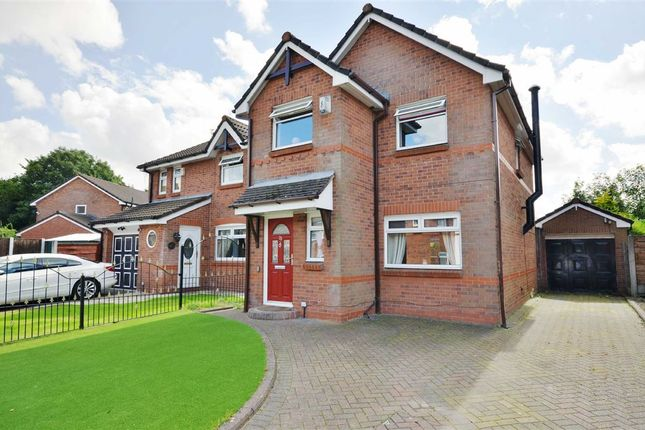 Thumbnail Detached house for sale in Ashby Close, Farnworth, Bolton