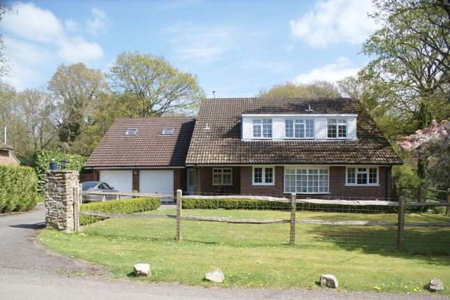 Thumbnail Detached house to rent in Durfold Wood, Plaistow