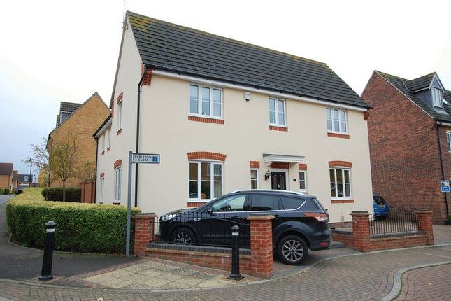 Thumbnail Detached house for sale in Shelford Close, Orsett, Grays