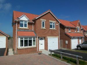 Thumbnail Detached house for sale in Woodhorn Farm, Newbiggin-By-The-Sea