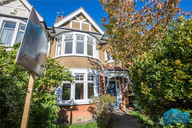 Thumbnail Semi-detached house for sale in Bidwell Gardens, London