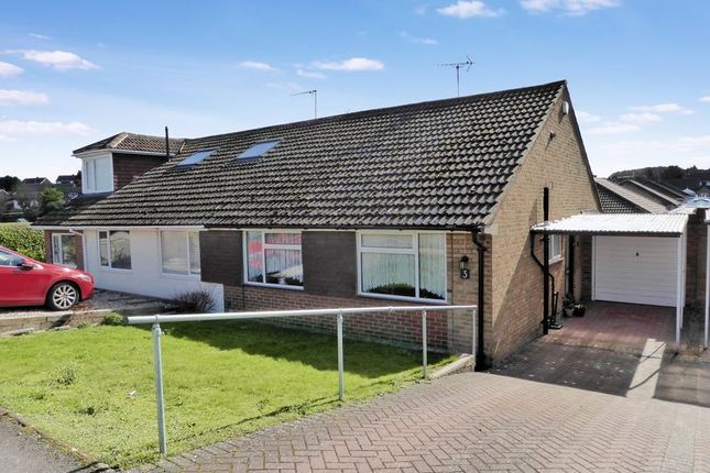 2 bed semi-detached bungalow for sale in Borrowdale Avenue, Dunstable