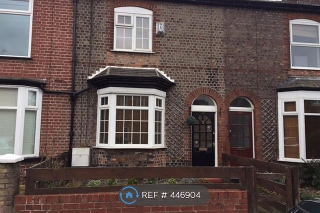 Thumbnail Terraced house to rent in Bridgewater Road, Cheshire