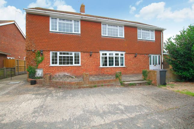 Thumbnail Detached house for sale in Seasalter Lane, Seasalter, Whitstable