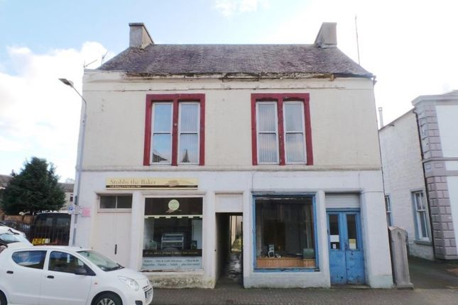 Thumbnail Commercial property for sale in Main Street, Dalmellington, Ayr