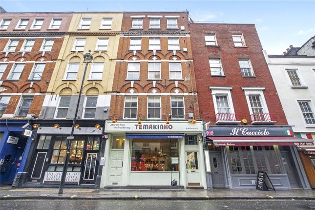 Picture No. 02 of Old Compton Street, Soho, London W1D