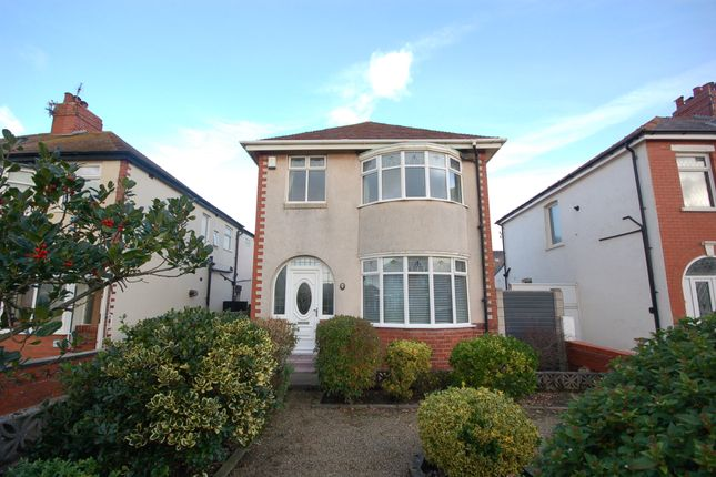 Thumbnail Detached house for sale in Sandhills Avenue, Blackpool