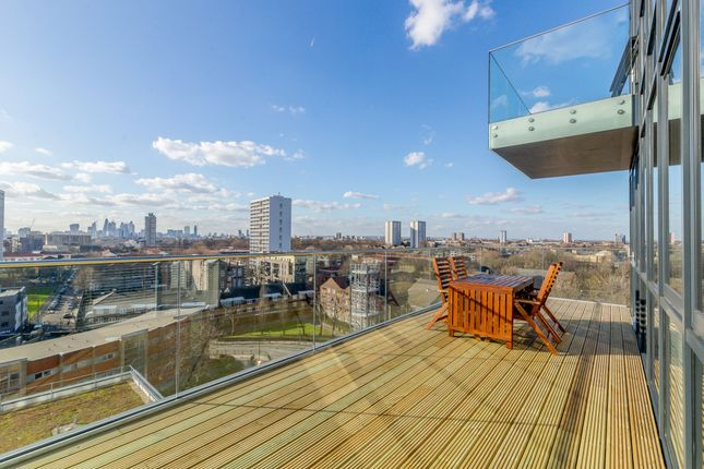 Thumbnail Flat to rent in Barry Blandford Way, London