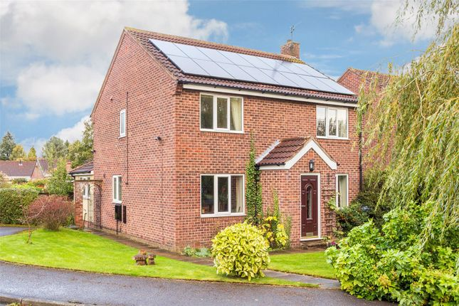Thumbnail Detached house for sale in Milford Way, Haxby, York