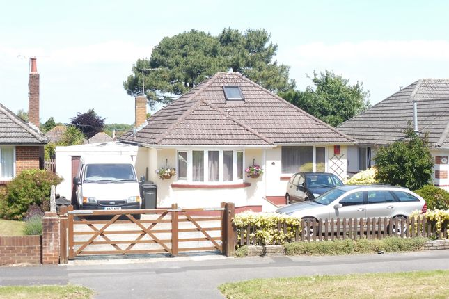 Thumbnail Detached bungalow for sale in Holloway Avenue, Bournemouth