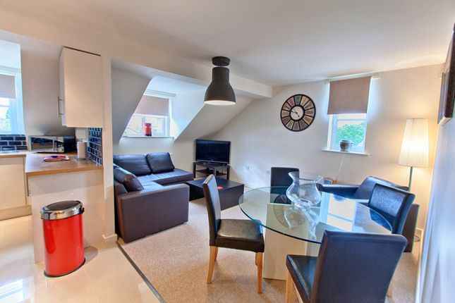 Thumbnail Flat to rent in Wycliffe Court, Chester, Cheshire