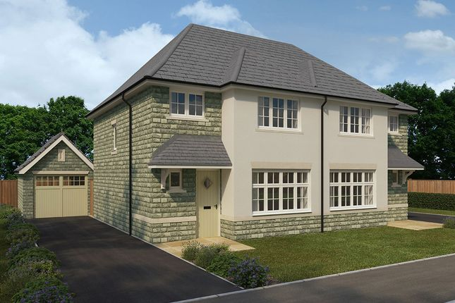 Thumbnail Semi-detached house for sale in Langley Grange, Wakefield Road, Huddersfield, West Yorkshire