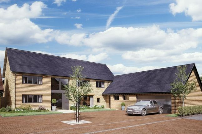 Thumbnail Detached house for sale in Park Farm Place, Northmoor, Near Standlake.