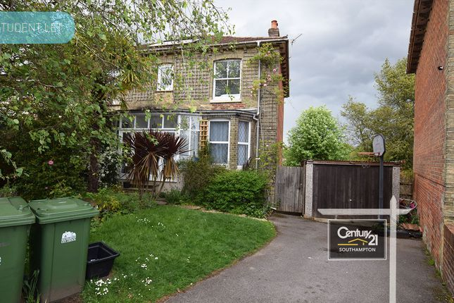 Thumbnail Semi-detached house to rent in |Ref: 578|, Spring Crescent, Southampton