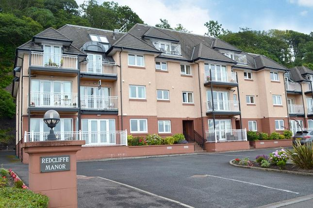 Thumbnail Flat for sale in Redcliffe Manor, Skelmorlie