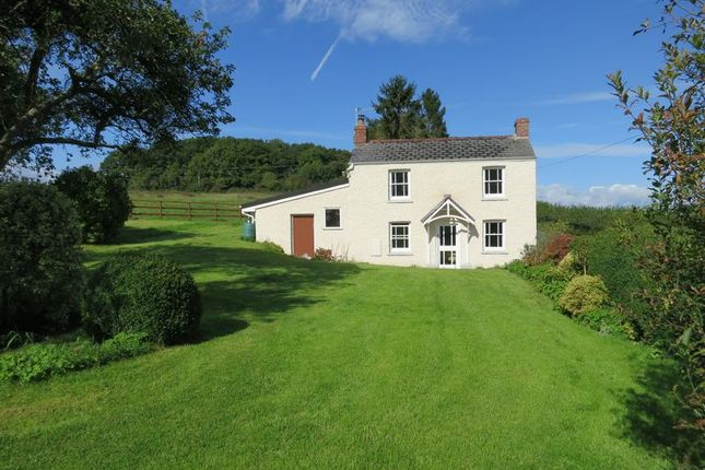 Thumbnail Detached house for sale in Llansoy, Usk