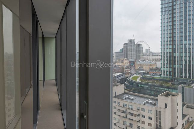 Flat to rent in One Blackfriars, Wapping