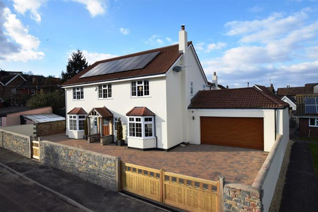 Thumbnail Detached house for sale in Church Close, Portishead, Bristol