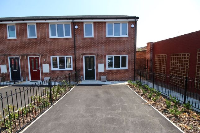 Thumbnail Terraced house for sale in Clock Tower Oakhouse Park, Walton, Liverpool