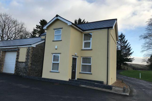 Thumbnail Farmhouse to rent in Morlais Castle Golf Club, Merthyr Tydfil