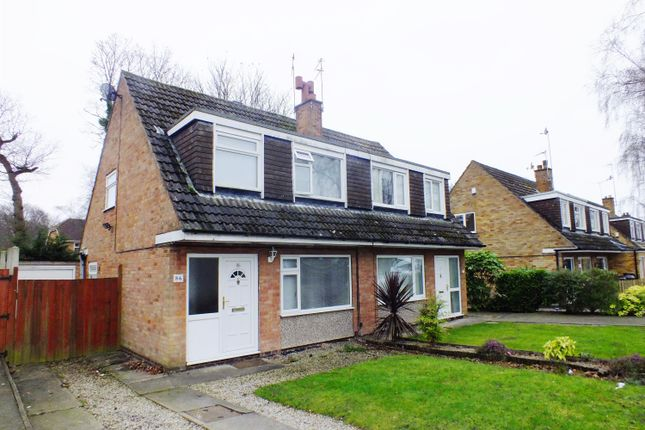 3 bed semi-detached house for sale in Plantation Gardens, Shadwell, Leeds