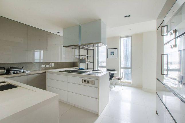 Thumbnail Flat to rent in Pan Peninsula Square, Tower Hamlets, London