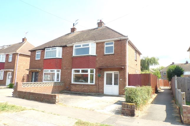 Thumbnail Semi-detached house for sale in St. Agnes Gardens, Sheerness